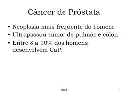 Câncer da Próstata