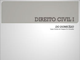 Do Domicílio