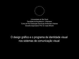 Programa PP - USP - Universidade de São Paulo