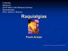 5-Raquialgias