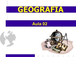 Aula 02 – Cartografia, orientação,_linhas