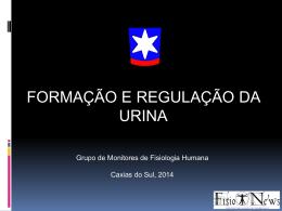 Revisão fisiologia renal - Grupo de Fisiologia Geral da