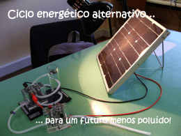 MS Power Point - Portal do Projecto Faraday