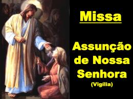 15.08.2015 – Assunção de Nossa Senhora – Missa