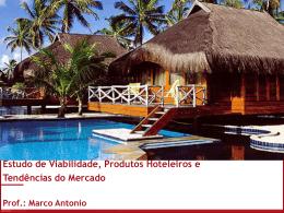Mercado Hoteleiro no Brasil