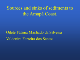 Sources and sinks of sediments to the Amazon margin: the Amapá