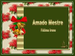 Amado Mestre - Fátima Irene Pinto