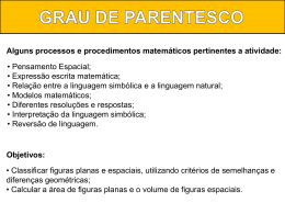 Grau de parentesco