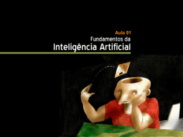 Aula 1 de Fundamentos de Inteligência Artificial