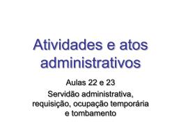 Aula_22_e_23_2012-1_ - Acadêmico de Direito da FGV