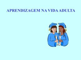 Aprendizagem na vida adulta: desenvolvimento intelectual do jovem