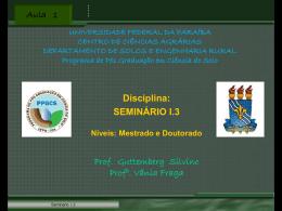 seminI3 - guttembergsilvino