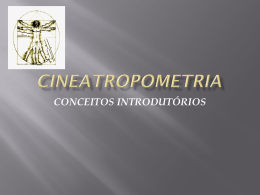 CINEATROPOMETRIA