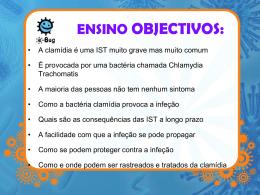 Ensino Objectivos
