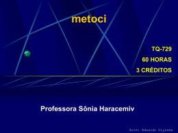 METODOLOGIA CIENTÍFICA - Pós-Graduação em ENGENHARIA