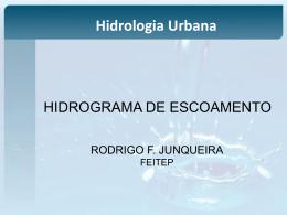 Aula -Hidrograma