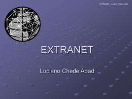 2002 - Extranet