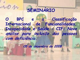 Apresentação 1 - Prefeitura Municipal de Campinas