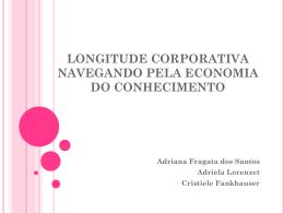 longitude corporativa navegando pela economia do conhecimento