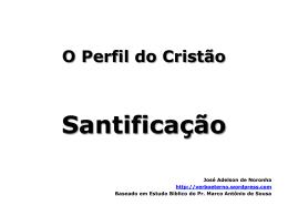 Santificação – aula 7