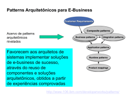 Patterns de Negócios