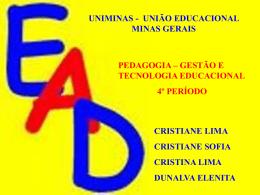 PowerPoint (Informática Aplicada a Educação II