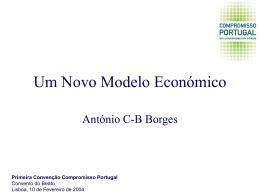 PPT 349KB - Compromisso Portugal
