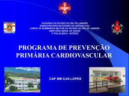 Prev. Primaria de DCV - Cap Ilva Lopes