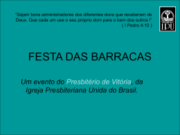 Festa das Barracas