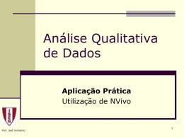Aplicacao Pratica 5 Utilizacao de NVivo