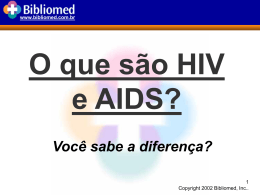 AIDS Power Point