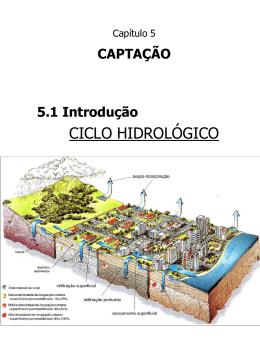 Cap 5 – Captação de águas superficiais