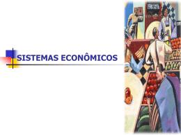 Sistemas econômicos