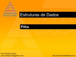 Pilha - BolinhaBolinha.com
