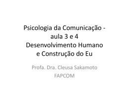 Ser - Comunica FAPCOM