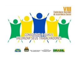 APRESENTAÇÃO - VIII Conferência Nacional de Assistência Social