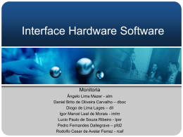 Interface Hardware Software