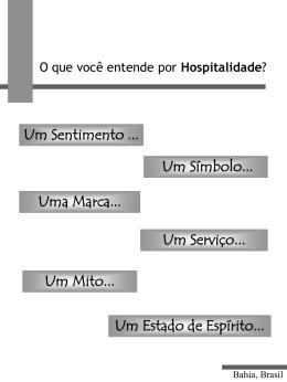 Hospitalidade - WordPress.com