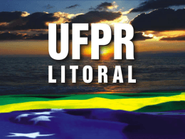 UFPR-Litoral - Universidade Federal do Paraná