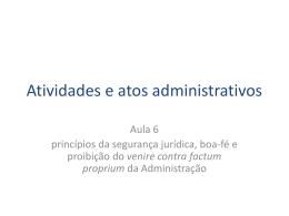 Aula_6_2012-1 - Acadêmico de Direito da FGV