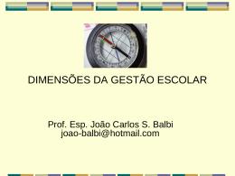 03 dimensões da gestão escolar