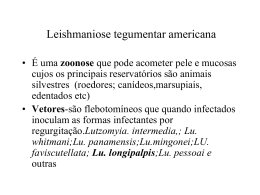 Leishmanioses