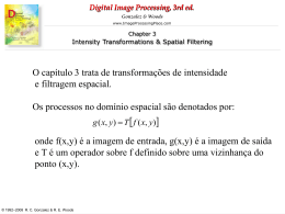 Digital Image Processing, 3rd ed.