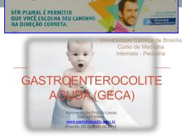 Gastroeoenterocolite aguda