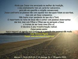 Reflexao_D22B09-pt - FAROL » Tempo Comum