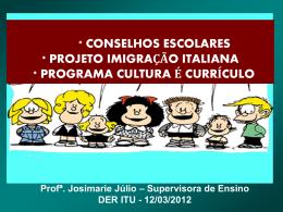 Orientação Técnica Pedagógica