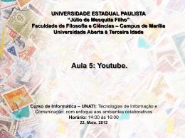 Youtube - Internautis