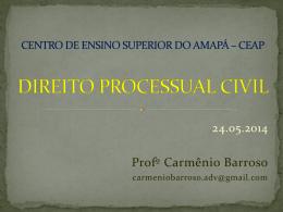 direito processual civil pedido de antecipação dos efeitos da