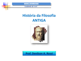 Slide 1 - Denilson Rossi