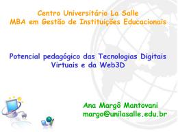 AulaInicial_TecEdu - metodologia